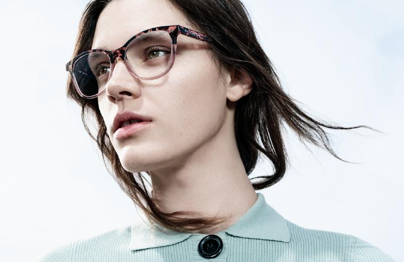 optische bril - montuur Clvin Klein